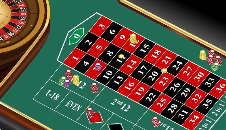 Langkah – Langkah Untuk Bermain Judi Roulette Online
